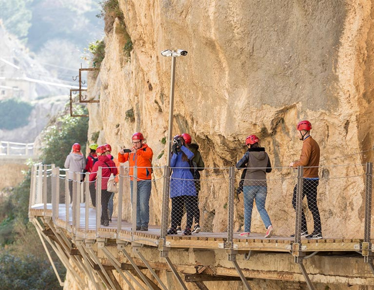 excursion entradas caminito del rey
